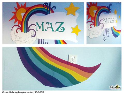 Kinderkamer Maz