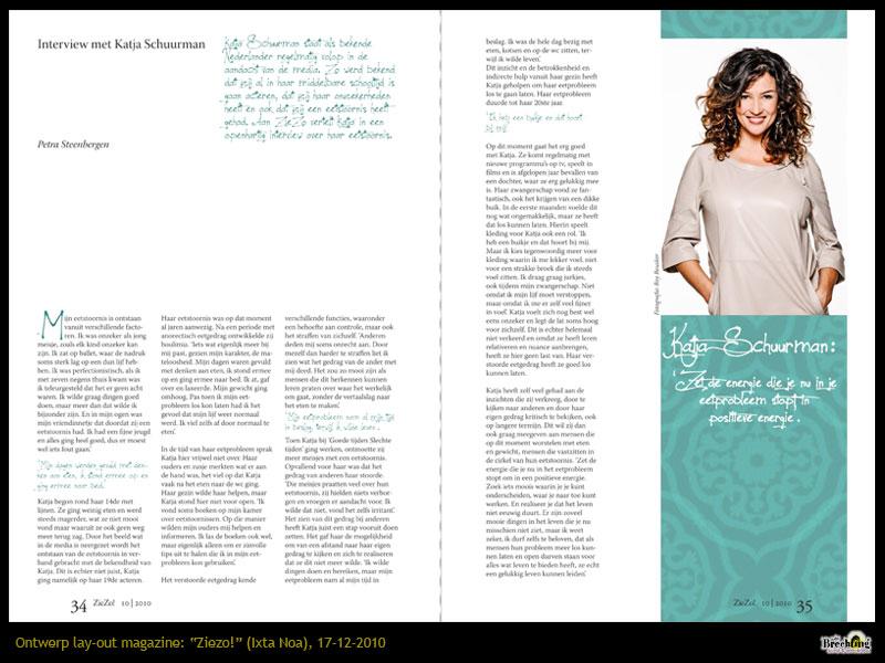 Magazine Ziezo