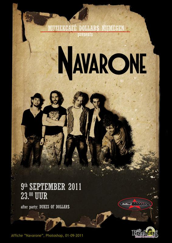 Poster Navarone