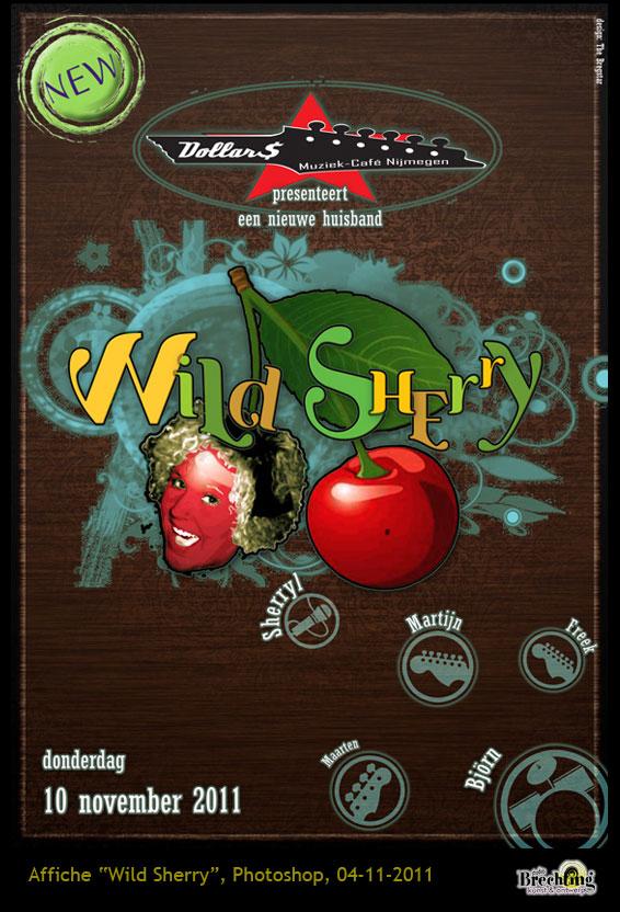 Poster Wild Sherry