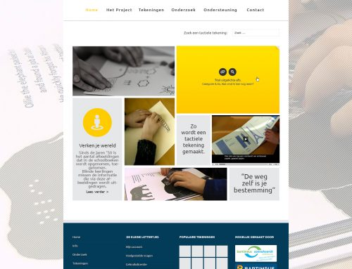 Webdesign en ontwikkeling Verken je Wereld